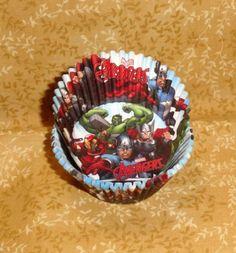 Avengers-Thor-Captain-America-Hulk-Cupcake-Papers-Paper-50-Ct-Wilton-415-4110