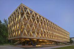 Gallery of Chile Pavilion at Expo Milan 2015 / Undurraga Devés Arquitectos - 1