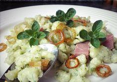 NEODOLATELNÉ CUKETOVÉ HALUŠKY: KRÁLOVNU LETNÍ ZELENINY MŮŽETE NASTROUHAT DO HALUŠEK. NIKDO NEPOZNÁ ŽE TAM JE Pasta Salad, Potato Salad, Potatoes, Ethnic Recipes, Food, Crab Pasta Salad, Eten, Potato, Meals