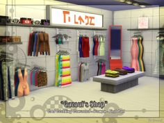 Sims4 Download - By Gazoul