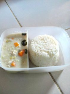 Today's #dishoftheday at Holy Spirit school is Chicken Molo soup. Such a privilege to feed 500 kids each day #nohunger #school+#food= #hope