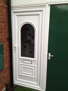 Are you wanting a new uPVC Door? Our range of external uPVC Doors includes over 170 styles, so you're guaranteed to find an external uPVC Door from us. Click the link to see our Front Door prices, including our uPVC Door and Frame price. Upvc Porches, Upvc French Doors, Doors Online, Composite Door, White Doors, Back Doors, Glass Design, Range, Link