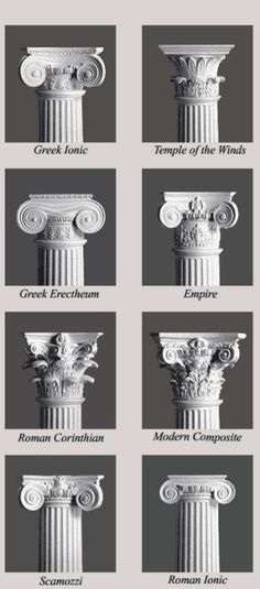 We have a pillar similar to Modern architecture historical Composite Column Capitals Architecture Classique, Architecture Antique, Art Et Architecture, Classic Architecture, Historical Architecture, Beautiful Architecture, Architecture Details, Greece Architecture, Neoclassical Architecture
