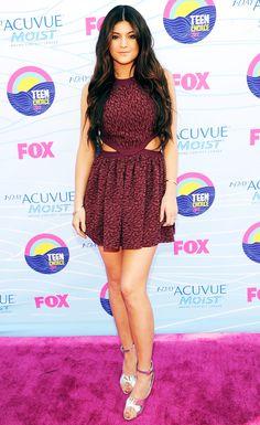 Teen Choice Awards 2012: Kylie Jenner