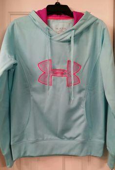 Luv my new underarmour sweatshirt