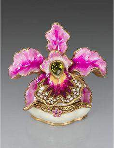 Sara Orchid Box - Flora