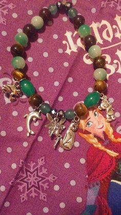 Check out this item in my Etsy shop https://www.etsy.com/listing/476976689/animal-charm-bracelet