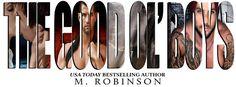 M. Robinson: Have you met The Good Ol' Boys?! #FREE on KINDLE U...