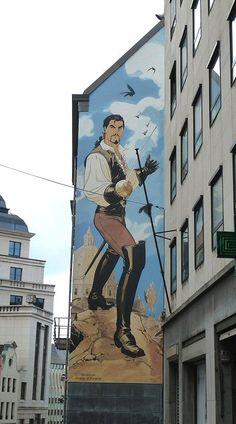 3d Street Art, Urban Street Art, Best Street Art, Murals Street Art, Amazing Street Art, Art Mural, Graffiti Art, Graffiti Painting, Street Art Graffiti