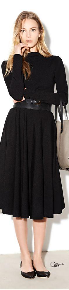 Tomas Maier Resort 2015 Fashion Show