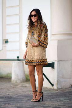 C est Chic  Street Style from Paris. Robe Hippie ChicTenues ModernesMode  MusulmaneLook BohèmeBohème ... 2cfd6ba63a3