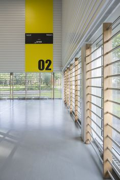 Gallery of Lebourgneuf Community Center / CCM2 architectes - 6
