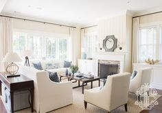 Delightful Living Rooms By Leah G. Bailey Interior Design Savannah Southeast GA  Palmetto Bluff SC Ford