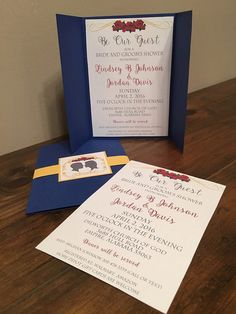 Beauty And The Beast Wedding Invitations Fairytale Wedding