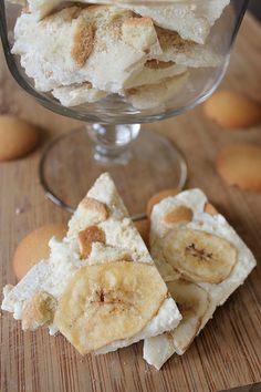 Banana Pudding Bark + two other bark recipes