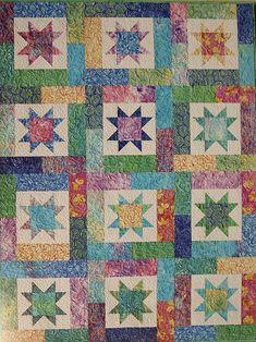 My next bedspread quilt pattern?