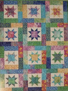 My next bedspread quilt pattern?