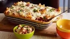 Cheesy Sausage Rigatoni Recipe : Ree Drummond : Food Network