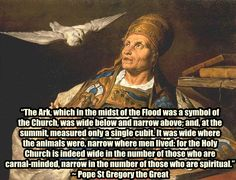 Pope St Gregory the Great