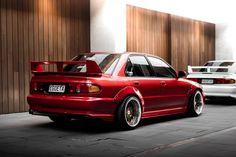 Mitsubishi Cars, Mitsubishi Mirage, Mitsubishi Galant, Mitsubishi Lancer Evolution, Tuner Cars, Jdm Cars, Lancer Gsr, Wide Body Kits, Subaru Wrx