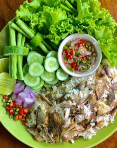 Healthy Menu, Healthy Foods To Eat, Healthy Recipes, Clean Recipes, Real Food Recipes, Cooking Recipes, Food Platters, Food Dishes, Authentic Thai Food