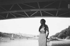 Les robes de mariée de Caroline Quesnel - Collection 2016 - Shooting d'inspiration | Photographe : Alison Bounce - Nosilaprod | Donne-moi ta main - Blog mariage