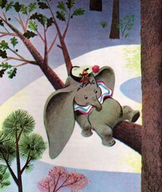 From Walt Disney's Fantasyland - illustrated by Al Dempster, Dick Kelsey, Lowell Hess & more