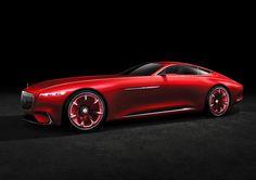 Mercedes Maybach Vision 6 concept 2015