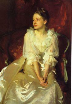 Helen Dunham, John Singer Sargent,1892