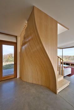 swirl & staircase