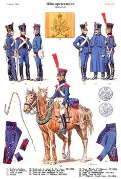 Train d`artillerie 1800-1815 (pl 80) 2