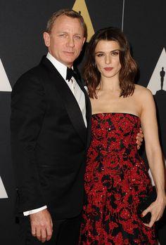 Daniel Craig and Rachel Weisz Daniel Craig Rachel Weisz, Daniel Graig, Rebecca Romijn, Surprise Wedding, Famous Couples, Hollywood Actor, Nicole Kidman, Celebs, Celebrities