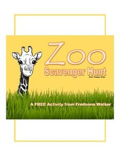 This file contains three different fill-in-the-blank scavenger hunt lists plus some extra ideas for your zoo scavenger hunt! List Of Questions, This Or That Questions, Zoo Scavenger Hunts, Read Sign, Early Readers, Free Activities, Teacher Newsletter, Encouragement, Lettering