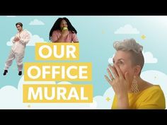 Find out what happens when you give a group of millennials free reign over the design and painting of an office mural. Will it be a disaster? Or something incredible? Or a bit of both? You'll want to watch to find out. Office Mural, Downtown Toronto, What Happens When You, Reign, How To Find Out, The Incredibles, Let It Be, Shit Happens, Group