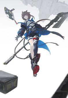 Fantasy Concept Art, New Fantasy, Android Art, Waifu Material, Korean Art, Character Design Inspiration, Character Ideas, Dragon Art, Female Characters