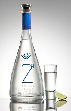 Tequila 29 TwoNine - The Dieline -