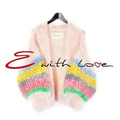 Powder Pink #spring18 #sleevedetail #pastelpink #musthave #knitwear #ewithlove