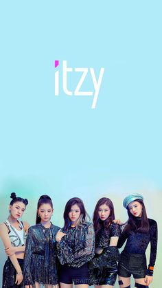 ITZY (있지) is JYP's new girl group. The members consist of Yeji, Lia, Ryujin, Chaeryeong and Yuna. Kpop Girl Groups, Korean Girl Groups, Kpop Girls, Profile Wallpaper, K Wallpaper, K Pop, Kpop Backgrounds, Jin, Young K