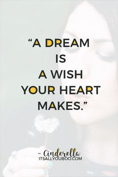 118 Inspirational Quotes About Making Dreams Come True Dreams Come True Quotes, Make Dreams Come True, Dream Come True, Sad Girl Quotes, Dream Quotes, Quotes To Live By, Les Brown, Wall Art Quotes, Dream Life