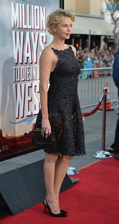 Charlize Theron Photos: 'A Million Ways to Die in the West' Premiere — Part 4
