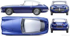 Pegaso Car Pegaso z 102 b berlinetta