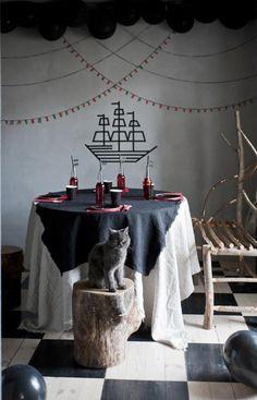 dcoracao.com - blog de decoração: Aniversário washitape