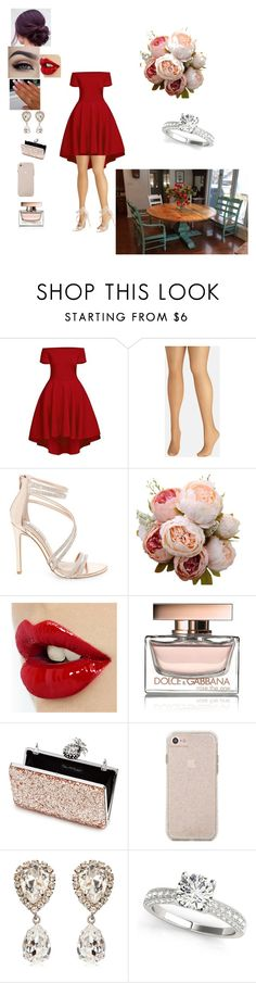 """""""Untitled #31"""" by sekine ❤ liked on Polyvore featuring Avenue, Steve Madden, Dolce&Gabbana and Miss Selfridge"""