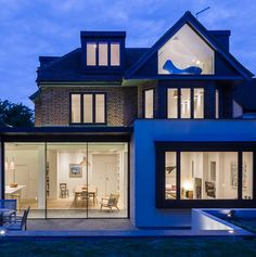 House in Muswell Hill by Jones Associates Architects