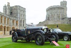 1928 Bentley 4.5 litre Vanden Plas Le Mans