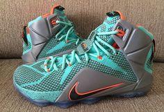 brand new e793d cbb59 Nike LeBron 12