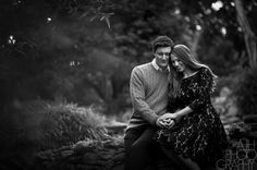 Austin Botanical Garden Engagement Photos : Tyler & Kevin » AJH Photography
