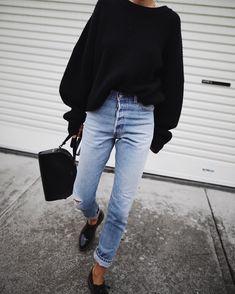 """18.4k Likes, 169 Comments - Andy Csinger (@andicsinger) on Instagram: """"Denim denim denim // #redone jeans via @fwrd / #shopredone #revolveme"""""""