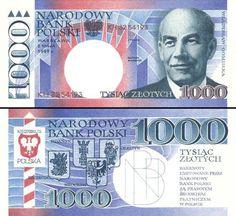 1000 złotych polskich - non-released