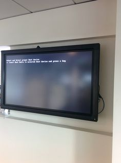 My University knows whats up #bsod #pbsod